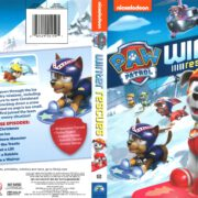 Paw Patrol: Winter Rescues (2014) R1 DVD Cover