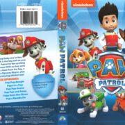 Paw Patrol (2014) R1 DVD Cover