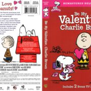 Be My Valentine, Charlie Brown (2008) R1 DVD Cover