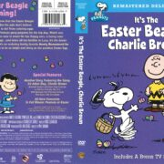 It's the Easter Beagle, Charlie Brown (2008) R1 DVD Cover