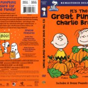 It's the Great Pumpkin, Charlie Brown (2008) R1 DVD Cover