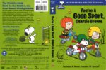 You're A Good Sport, Charlie Brown (2009) R1 DVD Cover
