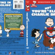 You're Not Elected, Charlie Brown (2008) R1 DVD Cover