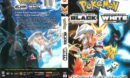 Pokemon Black the Movie: Victini and Reshiram/Pokemon White the Movie: Victini and Zekrom (2012) R1 DVD Cover