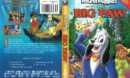 Pound Puppies and the Legend of Big Paw (1988) R1 DVD Cover