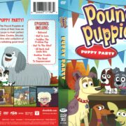 Pound Puppies: Puppy Party (2016) R1 DVD Cover