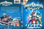 Power Rangers Lost Galaxy Complete Series (2015) R1 DVD Cover