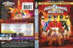 Power Rangers Megaforce (2016) R1 DVD Cover