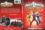 Power Rangers Ninja Storm Complete Series (2013) R1 DVD Cover