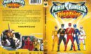Power Rangers Wild Force Complete Series (2013) R1 DVD Cover