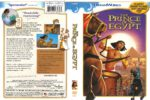The Prince of Egypt (2006) R1 DVD Cover