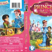 The Princess and the Magic Mirror (2014) R1 DVD Cover