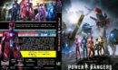 Power Rangers (2017) R1 CUSTOM Cover & Label