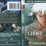 Ghost In The Shell (1995) R1 Blu-Ray Cover & Label