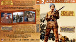 Davy Crockett Double Feature (1956) R1 Custom Blu-Ray Cover