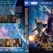 Guardians of the Galaxy Collection (2014-2017) R1 Custom Blu-Ray Cover
