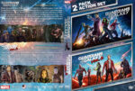 Guardians of the Galaxy Double Feature (2014-2017) R1 Custom Cover
