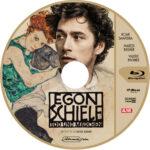Egon Schiele – Tod und Mädchen (2017) R2 German Custom Blu-Ray label