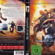 Guardians (2017) R2 German DVD Cover