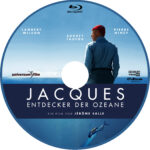 Jacques – Entdecker der Ozeane (2017) R2 German Custom Blu-Ray Label