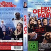 Dirty Office Party (2017) R2 German Custom Cover