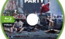 Dirty Office Party (2017) R2 German Custom Blu-Ray Label