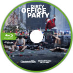 Dirty Office Party (2017) R2 German Custom Blu-Ray Label