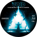 The Void (2016) R2 German Custom Blu-Ray Label