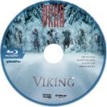 Viking (2016) R2 German Custom Blu-Ray Label