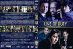 Line of Duty – Series 1 & 2 (2014) R1 Custom DVD Cover