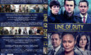 Line of Duty - Series 3 & 4 (2017) R1 Custom Cover