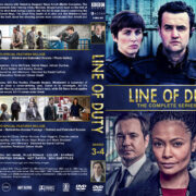 Line of Duty – Series 3 & 4 (2017) R1 Custom Cover