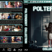 Poltergeist Collection (4) (1982-2015) R1 Custom Blu-Ray Cover