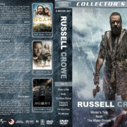 Russell Crowe Collection – Set 6 (2014-2017) R1 Custom Covers