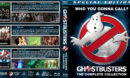 Ghostbusters Collection (1984-2016) R1 Custom Blu-Ray Cover