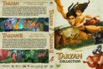 Tarzan Collection (1999-2005) R1 Custom V2 Cover