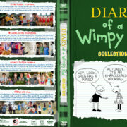 Diary of a Wimpy Kid Collection (2010-2017) R1 Custom Cover