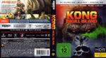 Kong – Skull Island (2017) R2 German 4K UHD Blu-Ray Cover & Label