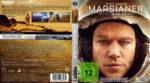 Der Marsianer (2016) R2 German 4K Ultra HD Blu-Ray Cover & Label