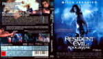 Resident Evil: Apocalypse (2004) R2 German Blu-Ray Cover