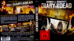 Diary of the Dead (2007) R2 German Blu-Ray Covers