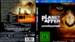 Planet der Affen: Prevolution (2011) R2 German Blu-Ray Covers