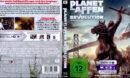Planet der Affen: Revolution (2014) R2 German Blu-Ray Covers
