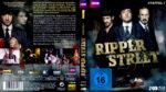 Ripper Street – Staffel 1 (2014) R2 German Blu-Ray Cover