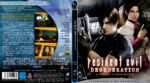 Resident Evil – Degeneration (2008) R2 German Blu-Ray Cover