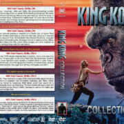 King Kong Collection (5) (1933-2017) R1 Custom Cover