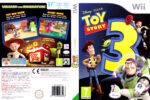 Toy Story 3 (2010) Pal Wii Cover & Label