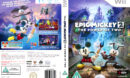Epic Mickey 2 - The Power of Two (2012) Pal Wii Cover & Label