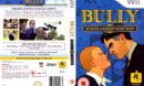 Bully: Scholarship Edition (2008) Pal Wii Cover & Label