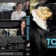 Toni Erdmann (2016) DUTCH R2 CUSTOM Cover & Label